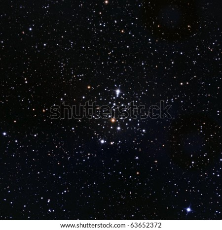The Owl Cluster, M103