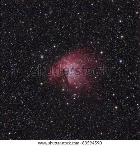 The Pacman Nebula, NGC 281