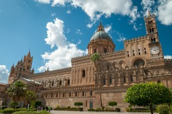 The Palermo Cathedral -