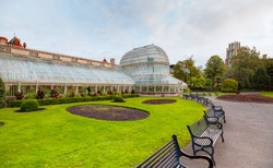 The Palm House - Belfast Northern Ireland