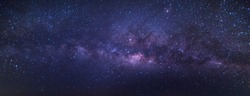 The Panorama view  Milky Way is the galaxy that contains our Solar System.