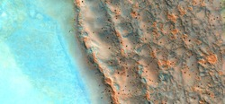 the Paradise, abstract photography of the deserts of Africa from the air. aerial view of desert landscapes, Genre: Abstract Naturalism, from the abstract to the figurative, contemporary photo art