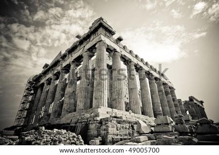 The Parthenon, Parthenon Athens, Greece