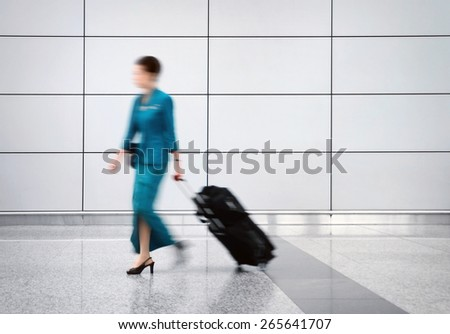 the passenger at the airport. #265641707