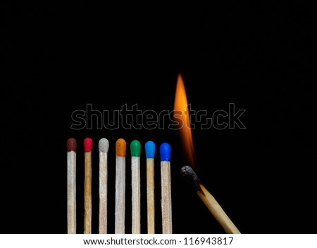 The Passion of One Ignites New Ideas, Strong Emotion, Change