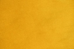 The pattern and texture of the orange fabric are used for the background.