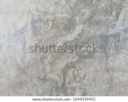 The​ pattern​ of​ surface​ wall​ concrete​ damaged​ by rust​y​ for​ background. Abstract​ of​ surface wall​ concrete​ for​ background. Rust​y​ damaged​ to​ surface​ wall​ concrete​ for​ background​ stock photo