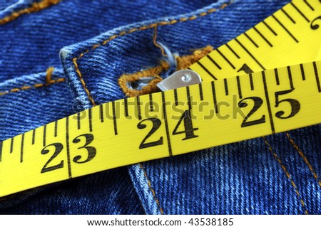 The perfect waist size for a lady is 24 inches