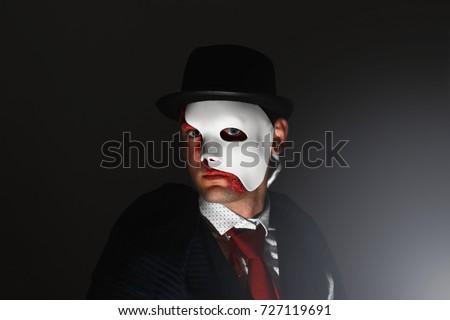 Photo of  The Phantom Of The Opera - Aprils Fools Day Masquerade