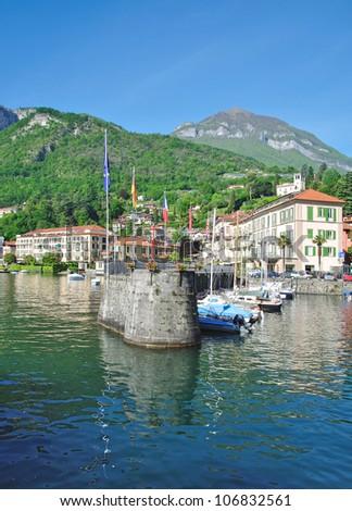 the picturesque Village of Menaggio,Lake Como,italian Lake District,Italy