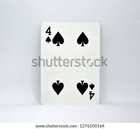 The Pile of cards #1276100164