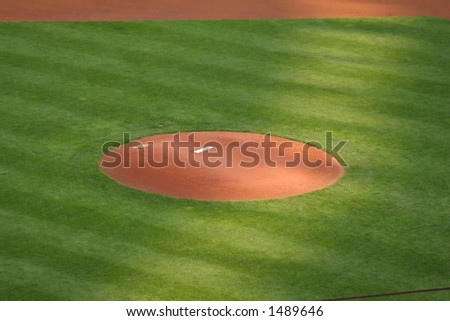 The Pitcher's Mound