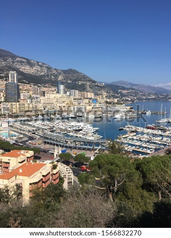 The Port de Nice - Nice, France