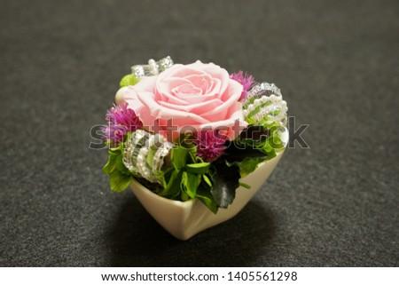 the preserved flower arrangements for interior #1405561298