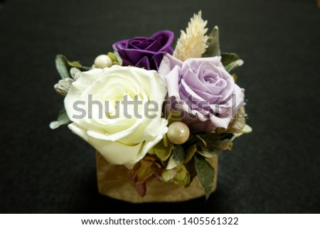 the preserved flower arrangements for interior #1405561322