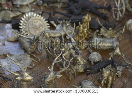 the process of metal casting, metal casted ornaments  #1398038513
