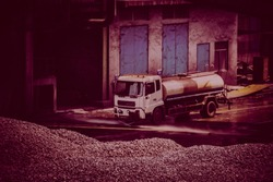The Quarry truck