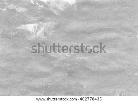 The real silver texture in grunge style. The urbanistic wall with painting spots and monochrome tones. Silver background with shimmer textured effects for banner creation, poster and app design. #402778435