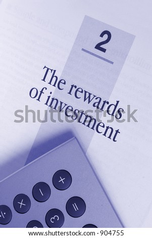 The rewards of investment