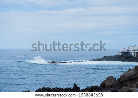 The rocky coastline of Tenerife #1558843658