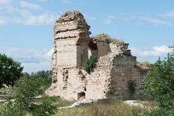 The ruins of Edirne Palace (Turkish: Edirne Sarayi), or formerly New Imperial Palace was a palace of the Ottoman sultans in Edirne city of Turkey.
