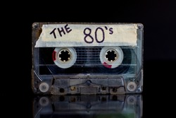 The 80's. Eighties mixed tape.