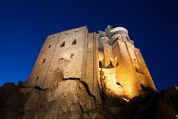 The Sacra di San Michele, sometimes known as Saint Michael's Abbey, is a religious complex on Mount Pirchiriano