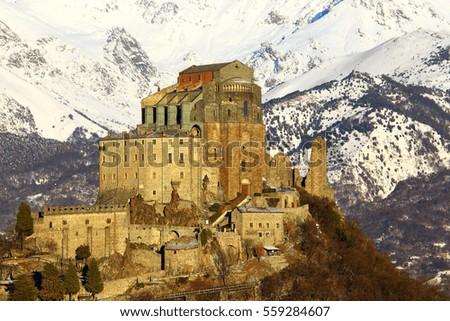 The Sacra di San Michele, the symbol of the
