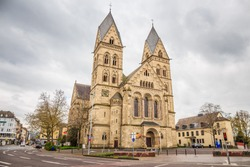 The Sacred Heart Church - Koblenz, Germany