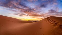 The Sahara: Earth's Largest Hot Desert