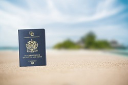 The Saint Kitts and Nevis passport is issued to citizens of Saint Kitts and Nevis for international travel.