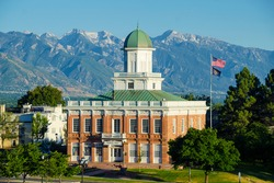 The Salt Lake City Council Hall is currently home to offices of the Utah Office of Tourism and the Utah Film Commission and is located on Capitol Hill in Salt Lake City, Utah.