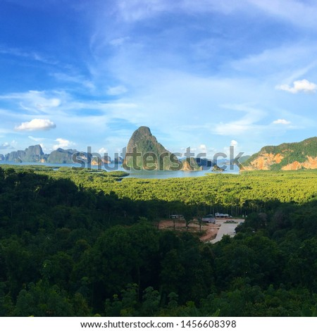 The Samet Nang She Viewpoint is an amazing viewpoints in Thailand #1456608398