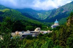 The Sanctuary of Oropa, Biella