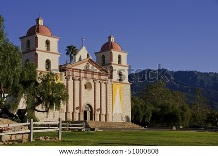 The Santa Barbara Mission was established on the Feast of Saint Barbara, December 4, 1786 and was the tenth of twenty-one California Missions to be founded by the Spanish Franciscans.
