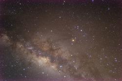 The Scorpius constellation