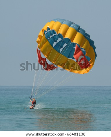 The seas Parachute