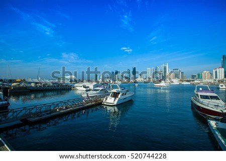 The seaside sailing base #520744228
