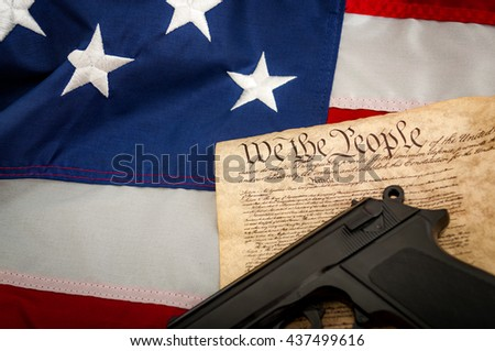 an analysis of the second amendment if the us constitution on right to arms Second amendment - bearing arms amendment text | annotations a well regulated militia, being necessary to the security of a free state, the right of the people to second amendment - us constitution - findlaw.