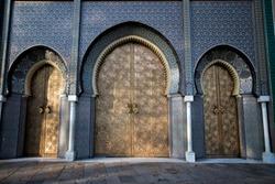 The Seven gates, Marrakech, Morroco.