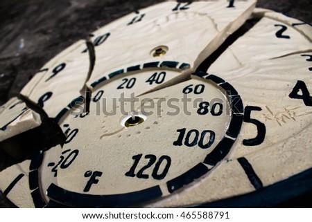Shattered Clock