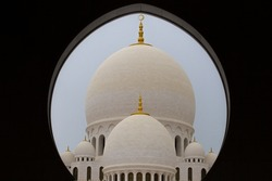 The Sheikh Zayed bin Sultan Al Nahyan Mosque is a prominent Islamic edifice in the UAE. The mosque is located in the city of Abu Dhabi and is known locally as the Sheikh Zayed Mosque or the Grand Mosq
