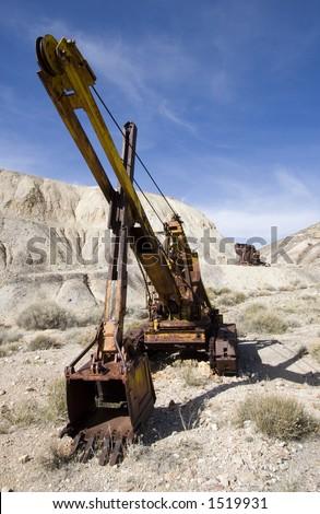 The silver mine town of Tonopah Nevada, USA