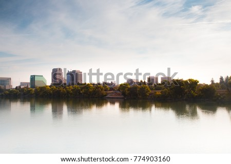 The Skyline in Sacramento California #774903160
