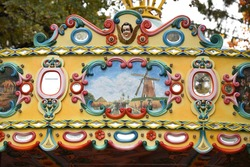 The small amusement park