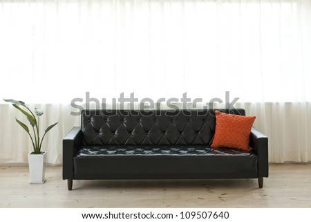 The sofa which is put in the room #109507640