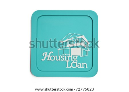 The square blue saucer is on the white background