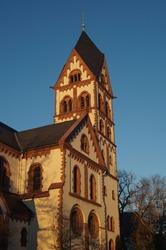 The St  Josefskirche in Frankfurt Eschersheim is a Catholic church