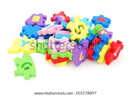 the stacking puzzle foam