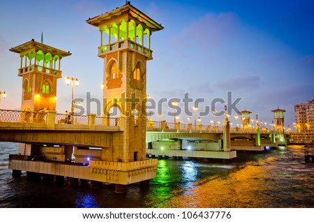 the stanley bridge of alexandria